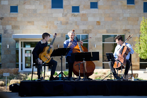'From Past to Present' returns live music to CU Boulder's ATLAS Black Box Theater