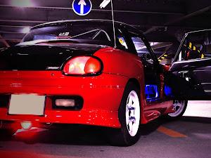 カプチーノ EA11R 現所有車3代目のカスタム事例画像 cappu.215y.nユーキ.マックィーン仕様さんの2019年03月14日14:52の投稿