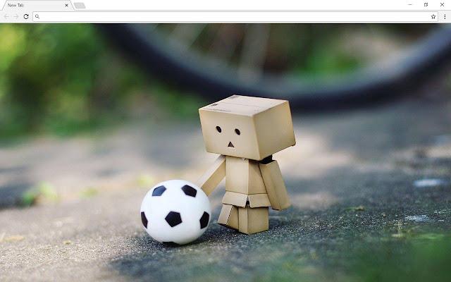 Soccer Themes - New Tab