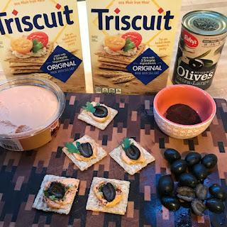 Triscuit Cracker Appetizers Recipes.