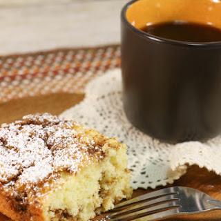 Vintage Coffee Cake