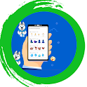 Animated Animals stickers for Whatsapp icon