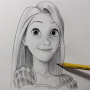 How to Draw Disney Characters APK icon