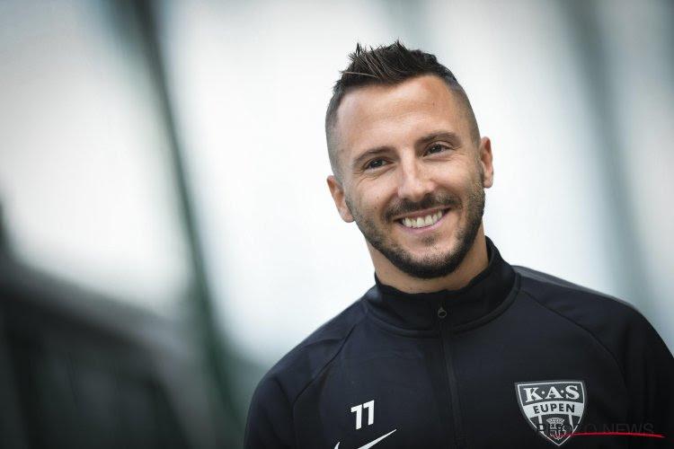 """Milicevic : """"Aider Eupen à devenir une équipe stable"""""""