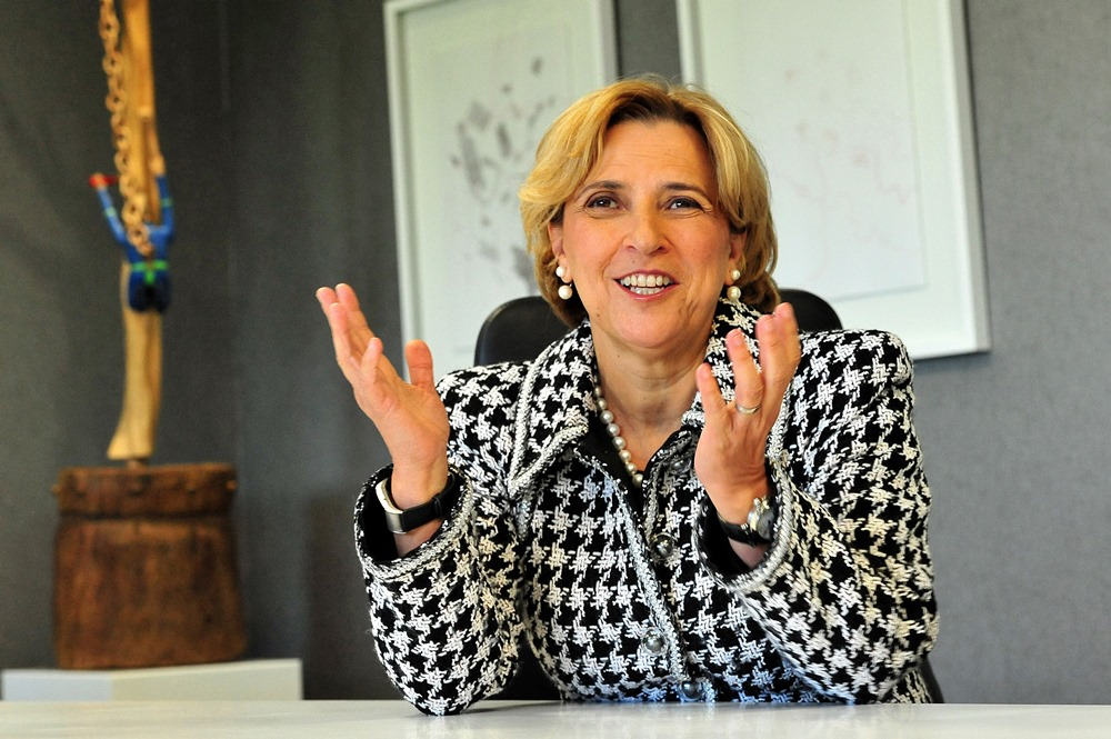 Maria Ramos's Absa exit sharply shows dearth of women in SA's top jobs