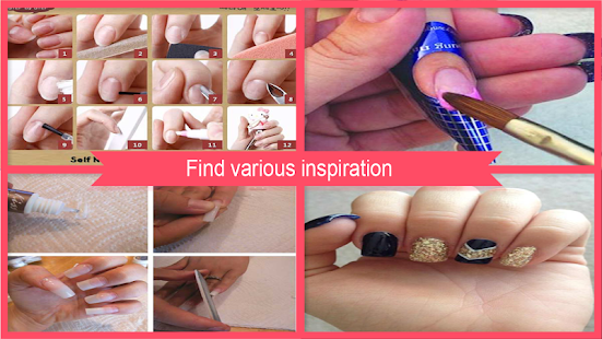 Acrylic Nails Step By Step Apps On Google Play