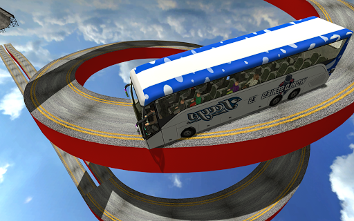 Code Triche Impossible Tracks- Ultimate Bus Simulator APK MOD (Astuce) screenshots 1