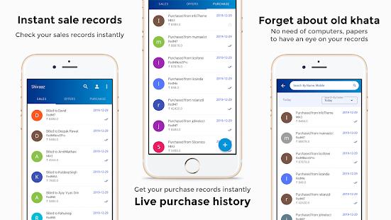 Download Free Invoice Maker App & Quick Billing : Shivaaz For PC Windows and Mac apk screenshot 3