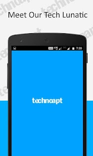 TechnoApt- screenshot thumbnail