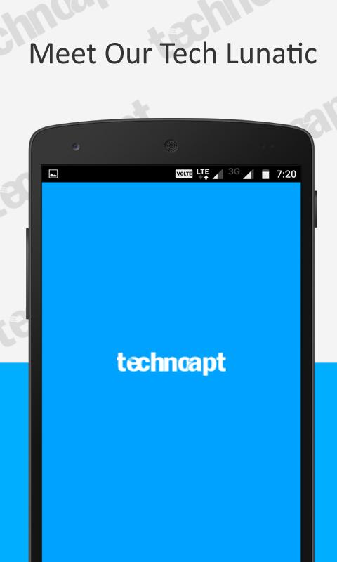 TechnoApt- screenshot