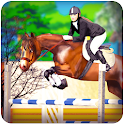 Real Horse Racing:Derby Horse Racing Game 2018 icon