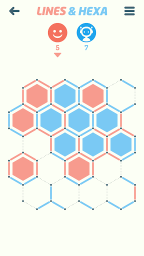 Lines and Hexa 1.0 screenshots 3