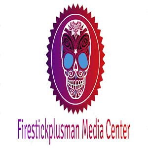 Firestickplusman Media Center 2.0 Icon