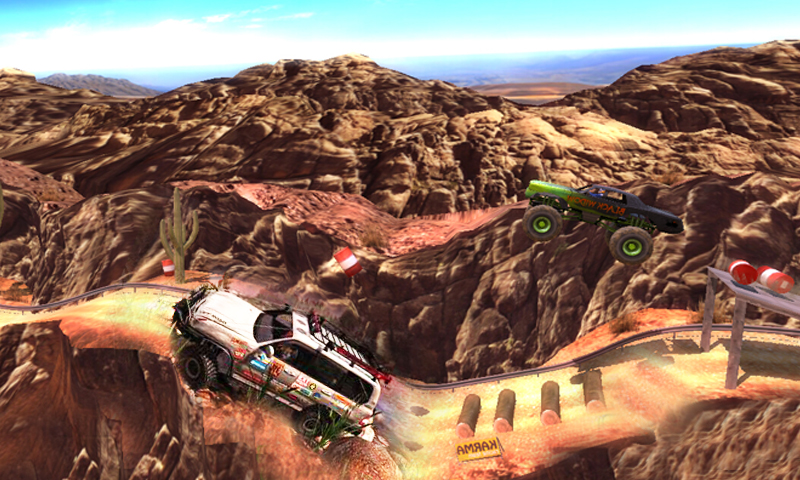 android Speed up: 4×4 off-road climb Screenshot 1
