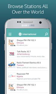 Akazoo Radio – Live Streaming - náhled