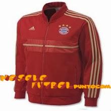 Photo: Bayern Münich Chaqueta