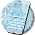 Замороженный клавиатура icon