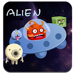 Alien GO LauncherEX Theme v1.0