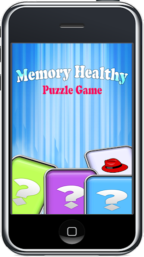 Memory Healthy Puzzle Game