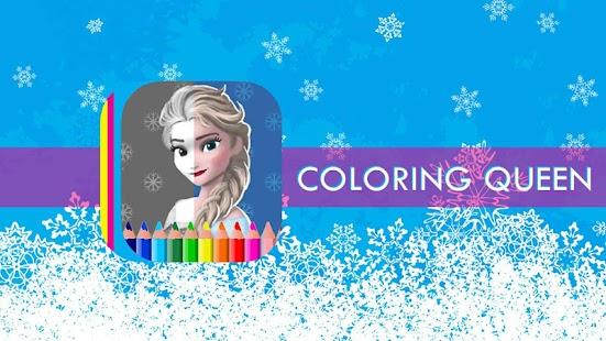 Coloring Queen screenshot 9