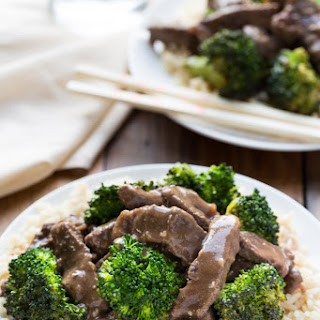 Stir Fry Beef and Broccoli