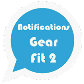 Notifications for Gear Fit 2