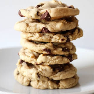 Super Soft Chocolate Chip Cookies.
