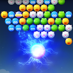 Bubble Shooter Bird POP Icon