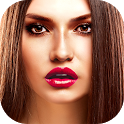 Makeup & Hair Salon Pic Editor icon