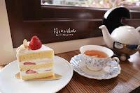 infusion。蛋糕、紅茶專賣店