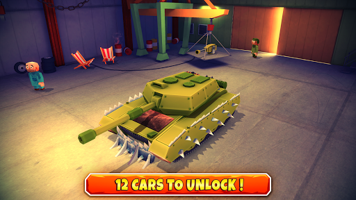 Zombie Offroad Safari  {cheat|hack|gameplay|apk mod|resources generator} 5