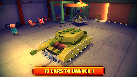 Zombie Offroad Safari MOD APK 1.2.1 (Unlimited Money) 5