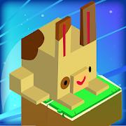 Blocky River:Adventure Escape APK
