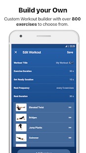 Fitify Workouts & Plans Screenshot