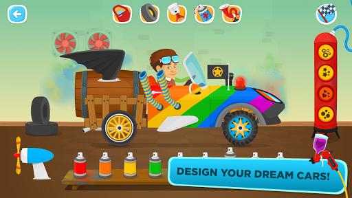 Garage Master - fun car game for kids & toddlers 1.3 screenshots 2