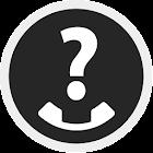 WHO-R-U call ID identify names icon