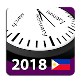 2018 Philippines National Holiday Calendar