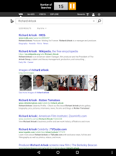 ReSearch with Bing- screenshot thumbnail