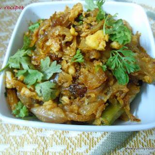 Onion Egg Recipes