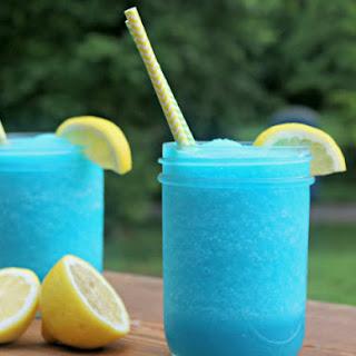 Arctic Blast Frozen Lemonade.