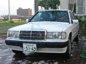 190シリーズ W201 190E 1987年式のカスタム事例画像 TAITOさんの2018年08月06日08:01の投稿