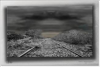 Foto: long way