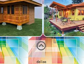 Wooden House Design - screenshot thumbnail 04