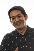 Hosuekeeping Manager Roy Uy