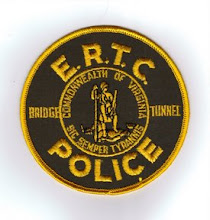 Photo: Elizabeth River Tunnel Commission Police (Defunct)