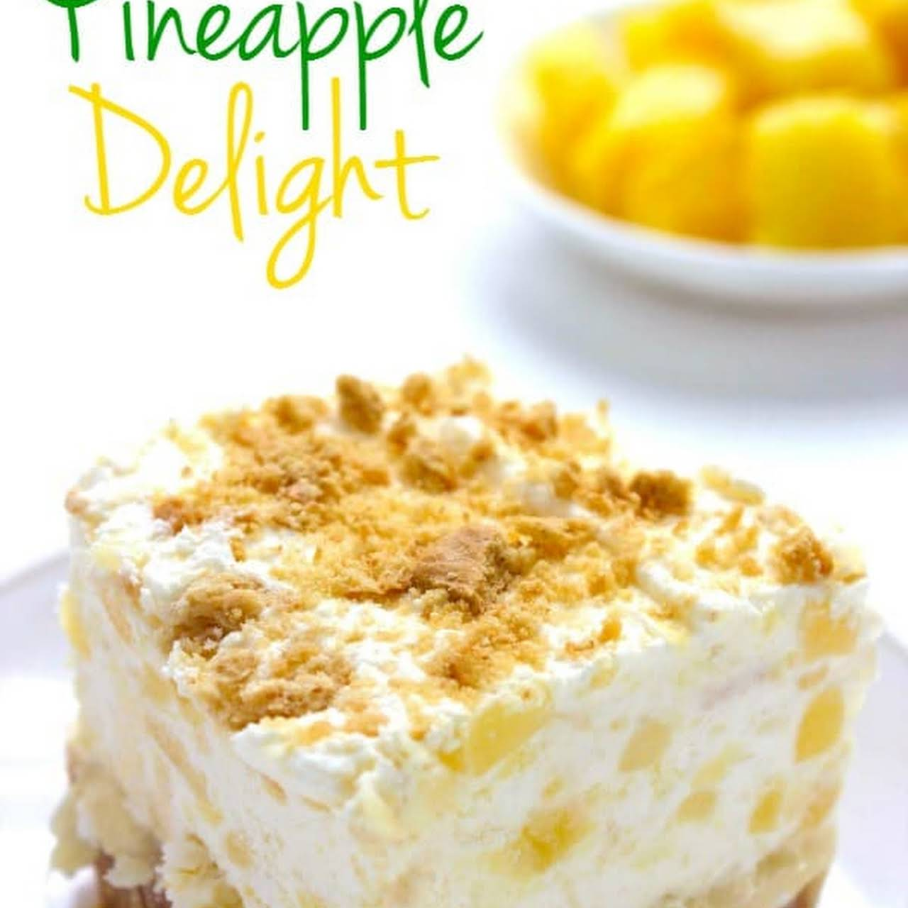 10 Best Pineapple Delight With Cream Cheese Recipes Yummly