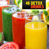 47 Detox Drinks Recipes-Fat Burning Juice