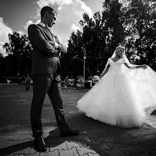 Wedding photographer Aleksandra Boeva (boeva). Photo of 04.09.2017