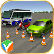 Driving School 2019 - Car, Bus & Motorcycle Test