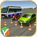 Driving School 2019 - Car, Bus & Motorcycle Test 0.8.2